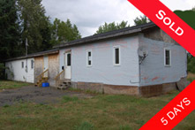 Sold Smiths Falls