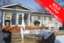 Sold Constance Bay