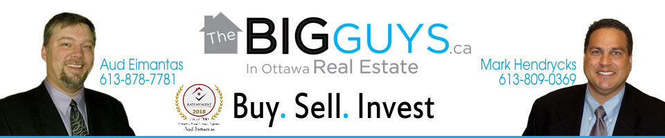 The Big Guys in Ottawa Real Estate